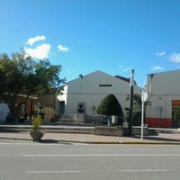 Photo taken at Plz Don Diego De Leon by Pili F. on 1/26/2013