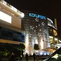 2/16/2013 tarihinde Cihat A.ziyaretçi tarafından Korupark'de çekilen fotoğraf