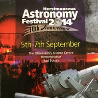 Photo taken at The Observatory Science Centre by Andy B. on 9/6/2014