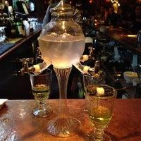 Photo taken at Absinthe Brasserie & Bar by Bryan D. on 12/16/2012