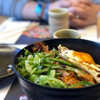 Photo taken at wagamama by Joshua W. on 11/19/2017