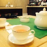 Photo taken at Tea World by Javkhlan B. on 6/24/2014