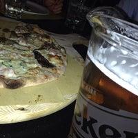 Photo taken at Pizzeria Birmana 2 - La Fonderia by Pamela on 10/25/2013