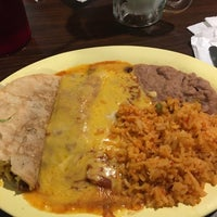 Photo taken at El Jimador Mexican Restaurant by Spencer F. on 9/18/2017