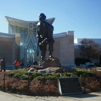Photo taken at Airborne & Special Operations Museum by John on 11/24/2012