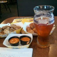 Photo taken at Buffalo Wild Wings by John on 5/10/2013