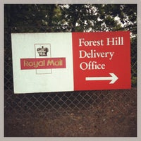Photo taken at Royal Mail Delivery Office by Eskil V. on 9/26/2013