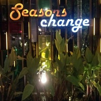 Photo taken at Seasons Change by Busrin J. on 4/30/2015