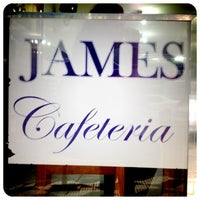 Photo taken at James Cafeteria by Luti M. on 4/11/2013