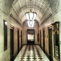 Photo taken at The Ritz-Carlton, Philadelphia by christopher m. on 6/12/2013