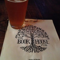Photo taken at The Book House Pub by Bryan K. on 6/23/2013