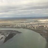 Photo taken at Aeropuerto Internacional de Río Grande - Gobernador Ramón Trejo Noel (RGA) by Caro C. on 12/20/2016