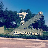Photo taken at Sawgrass Mills by Christopher E. on 11/7/2012