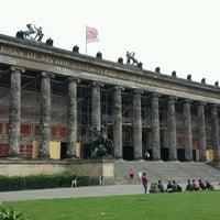 Photo taken at Altes Museum by Mauro R. on 8/9/2016