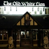 Photo taken at The Old White Lion by Mauro R. on 10/3/2015