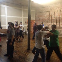 Photo taken at Detroit Kung Fu Academy by Niles H. on 5/31/2014