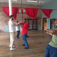 Photo taken at Detroit Kung Fu Academy by Niles H. on 5/28/2014