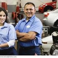 Photo taken at Express Auto Repair & Engine Exchange by Express Auto Repair & Engine Exchange on 5/12/2014