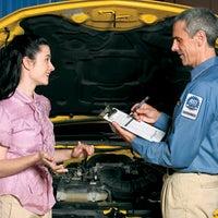 Photo taken at Express Auto Repair & Engine Exchange by Express Auto Repair & Engine Exchange on 3/15/2016
