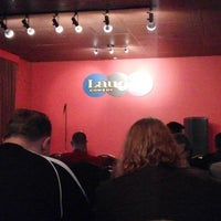 Photo taken at Laughs Comedy Spot by Jonathan H. on 9/8/2013