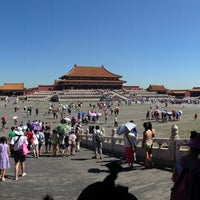 Photo taken at Forbidden City (Palace Museum) by Alfonso C. on 7/24/2013