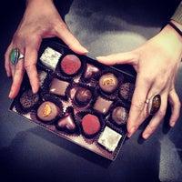 Photo taken at Dark Side Chocolates by Hans Peter M. on 11/29/2012