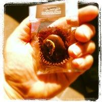 Photo taken at Dark Side Chocolates by Hans Peter M. on 9/20/2012
