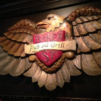 Photo taken at Baker St. Pub & Grill by Kyle M. on 9/27/2012