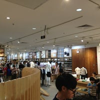 Photo taken at MUJI 無印良品 by Qaiser B. on 7/14/2013