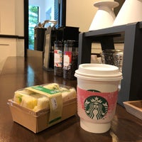 Photo taken at Starbucks by Qaiser B. on 3/7/2018