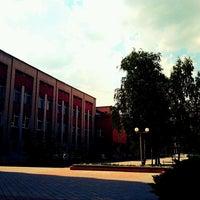 Photo taken at Sumy State University by Anton P. on 6/27/2013