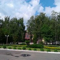 Photo taken at Sumy State University by Anton P. on 5/28/2013