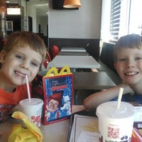 Photo taken at McDonald's by Alli C. on 3/11/2014