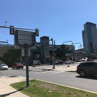Photo taken at MBTA Science Park / West End Station by CeSaints on 6/2/2017