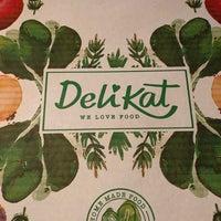 Photo taken at DeliKat by CeSaints on 3/24/2018