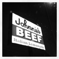 Photo taken at Johnnie's Beef by Robert R. on 3/9/2013