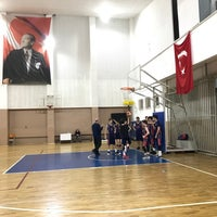 Photo taken at FESA Basketbol by Cenk on 4/27/2017