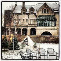 Photo taken at American Swedish Institute by Zac H. on 1/27/2013