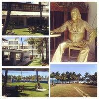 Photo taken at Mar Brasil Hotel Salvador by Juliana C. on 12/7/2013