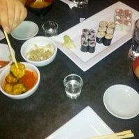 Photo taken at Dabin Restaurant by Scott A. on 9/18/2012
