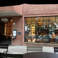 Foto tomada en OhBo - Organic Cafe por Jordi N. el 11/25/2014