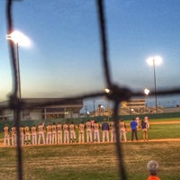 Photo taken at Northside Baseball Fields by Yvonne R. on 3/22/2014