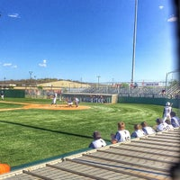 Photo taken at Northside Baseball Fields by Yvonne R. on 3/28/2014