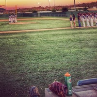 Photo taken at Northside Baseball Fields by Yvonne R. on 4/9/2014