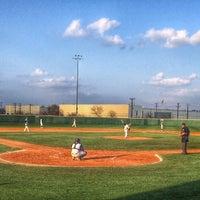 Photo taken at Northside Baseball Fields by Yvonne R. on 2/18/2014