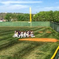 Photo taken at Northside Baseball Fields by Yvonne R. on 4/11/2014