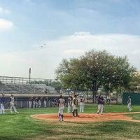 Photo taken at Northside Baseball Fields by Yvonne R. on 4/3/2014