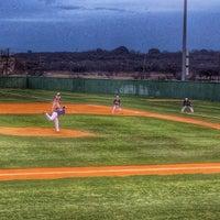 Photo taken at Northside Baseball Fields by Yvonne R. on 3/8/2014