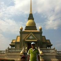 Photo taken at วัดป่าสัมมานุสรณ์ by TorTI P. on 12/6/2012