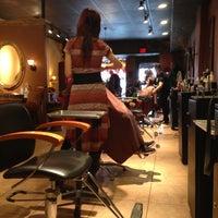 Снимок сделан в Enigma Hair Studio, LLC пользователем Eneida L. 4/13/2013